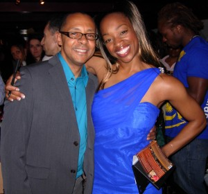 Dr. Jeff & SusieQ @ DVD Launch Party!